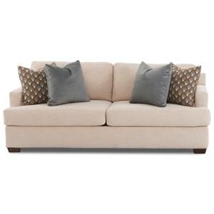 Sofa w/ Dreamquest Sleeper Mattress