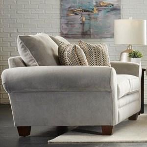 Luxurious Pillow Back Loveseat