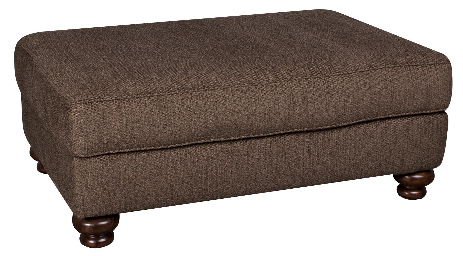Kendall Kendall Ottoman by Klaussner at Morris Home