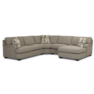 Klaussner Killian Sectional Sofa