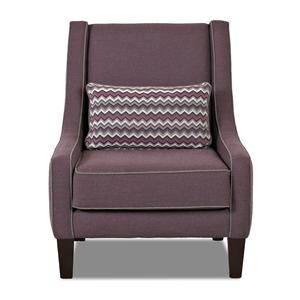 Klaussner Chairs and Accents Matrix Accent Chair