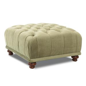 Klaussner Chairs and Accents East Hampton Ottoman