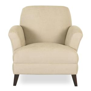 Klaussner Chairs and Accents Luke Accent Chair