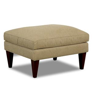 Klaussner Chairs and Accents Townsend Ottoman