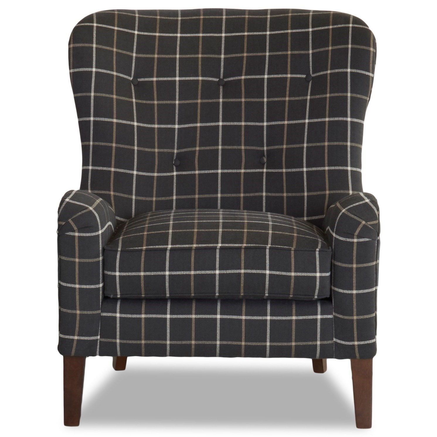 Chairs and Accents Annabel Chair by Klaussner at Northeast Factory Direct