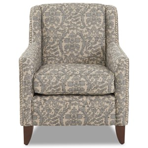 Lexington Avenue Chair with Nailheads