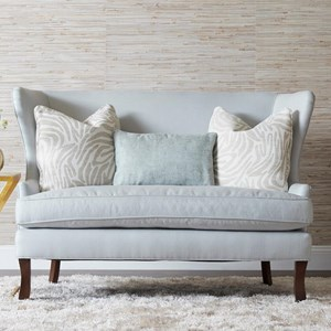 Serenity Wing Back Settee