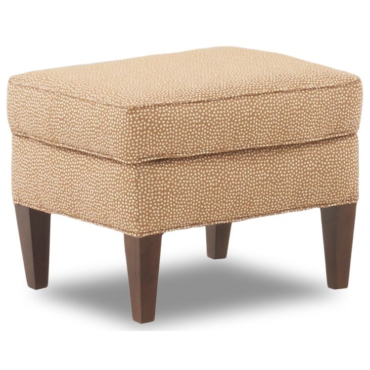 Chairs and Accents Ottoman by Klaussner at Northeast Factory Direct
