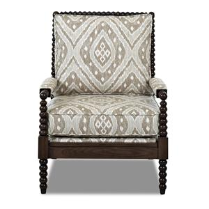 Klaussner Chairs and Accents Rocco Accent Chair