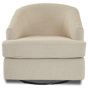 Devon Swivel Glide Chair