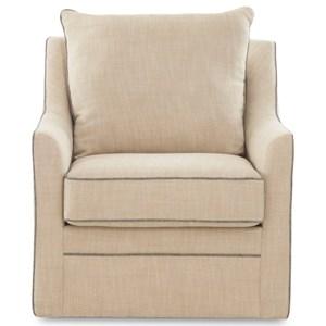 Larkin Occasional Swivel Chair