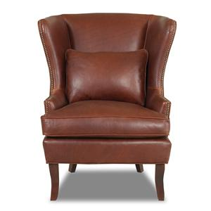 Klaussner Chairs And Accents Townsend Accent Chair And