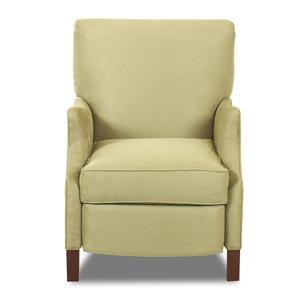 Klaussner High Leg Recliners Ava Reclining Chair