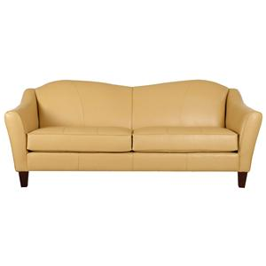 Klaussner Kris Upholstered Stationary Sofa