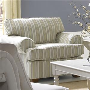 Klaussner Lady Upholstered Chair