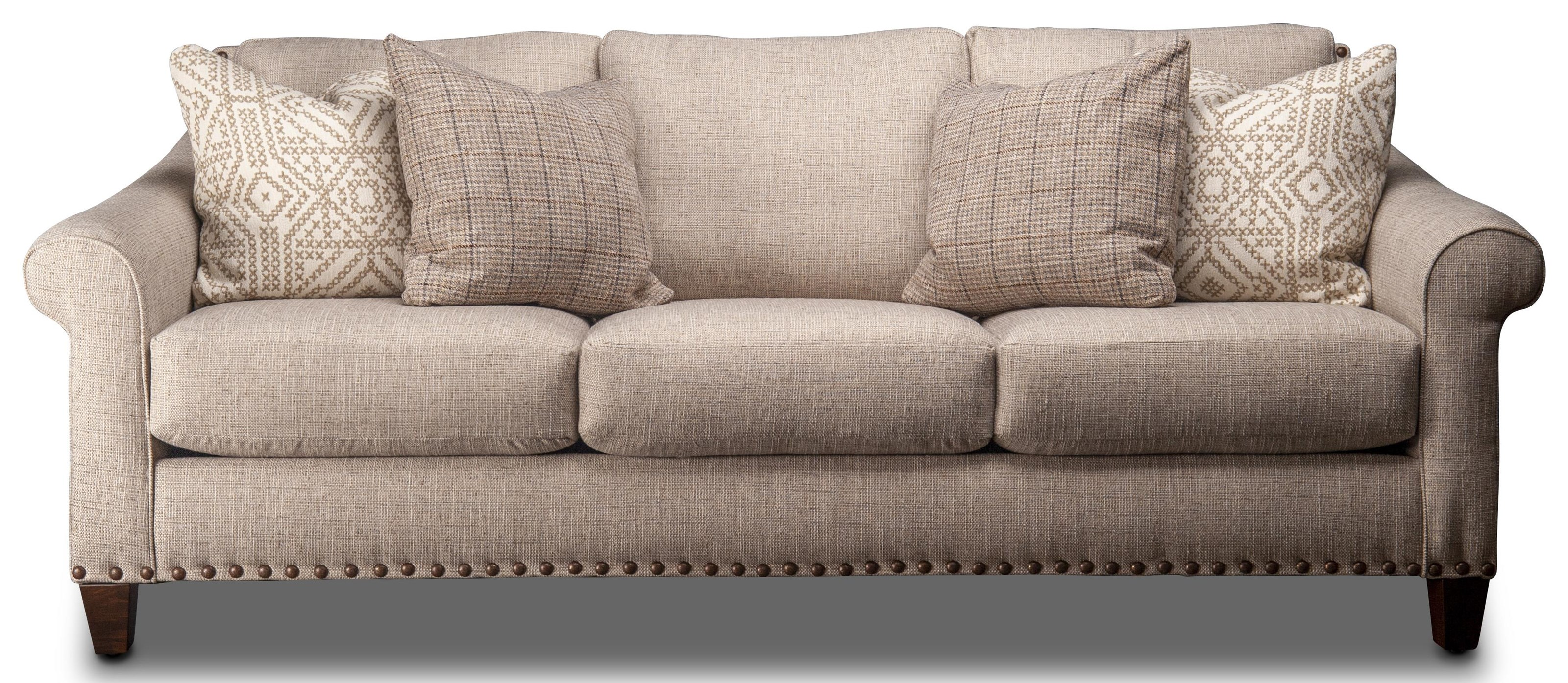 Lainey Lainey Sofa by Klaussner at Morris Home