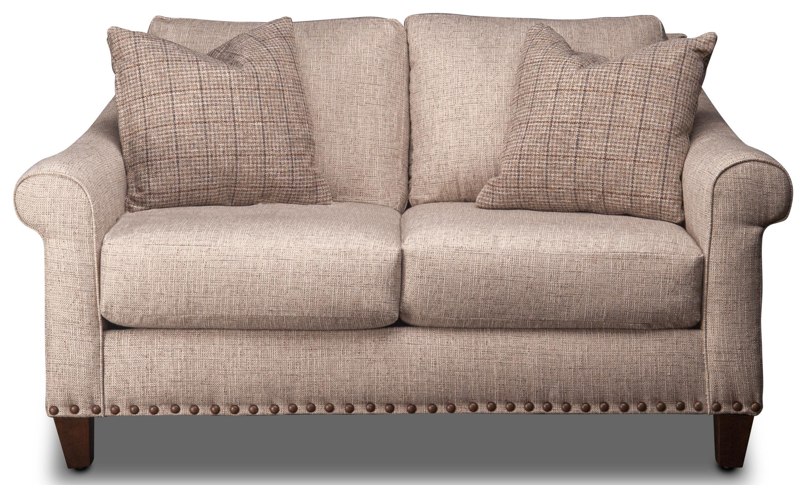 Lainey Lainey Loveseat by Klaussner at Morris Home