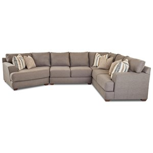 Three Piece Sectional Sofa