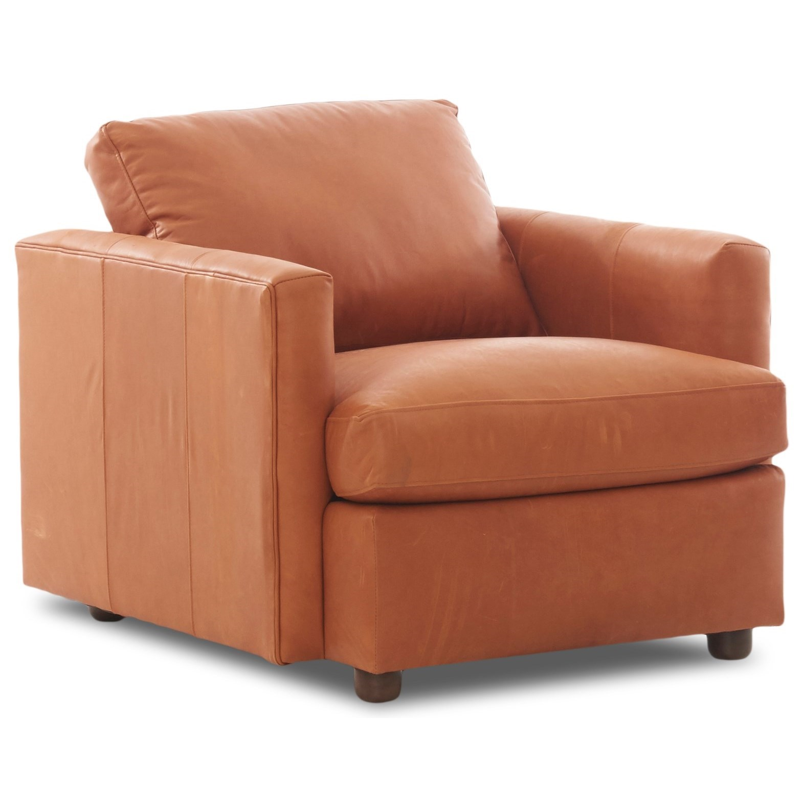 Liberty Chair by Klaussner at Nassau Furniture and Mattress