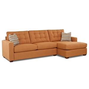 Klaussner Lido  Sectional