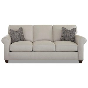 Extra Large Queen Innerspring Sleeper Sofa