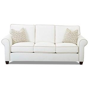 Extra Large Queen Innerspring Sleeper Sofa