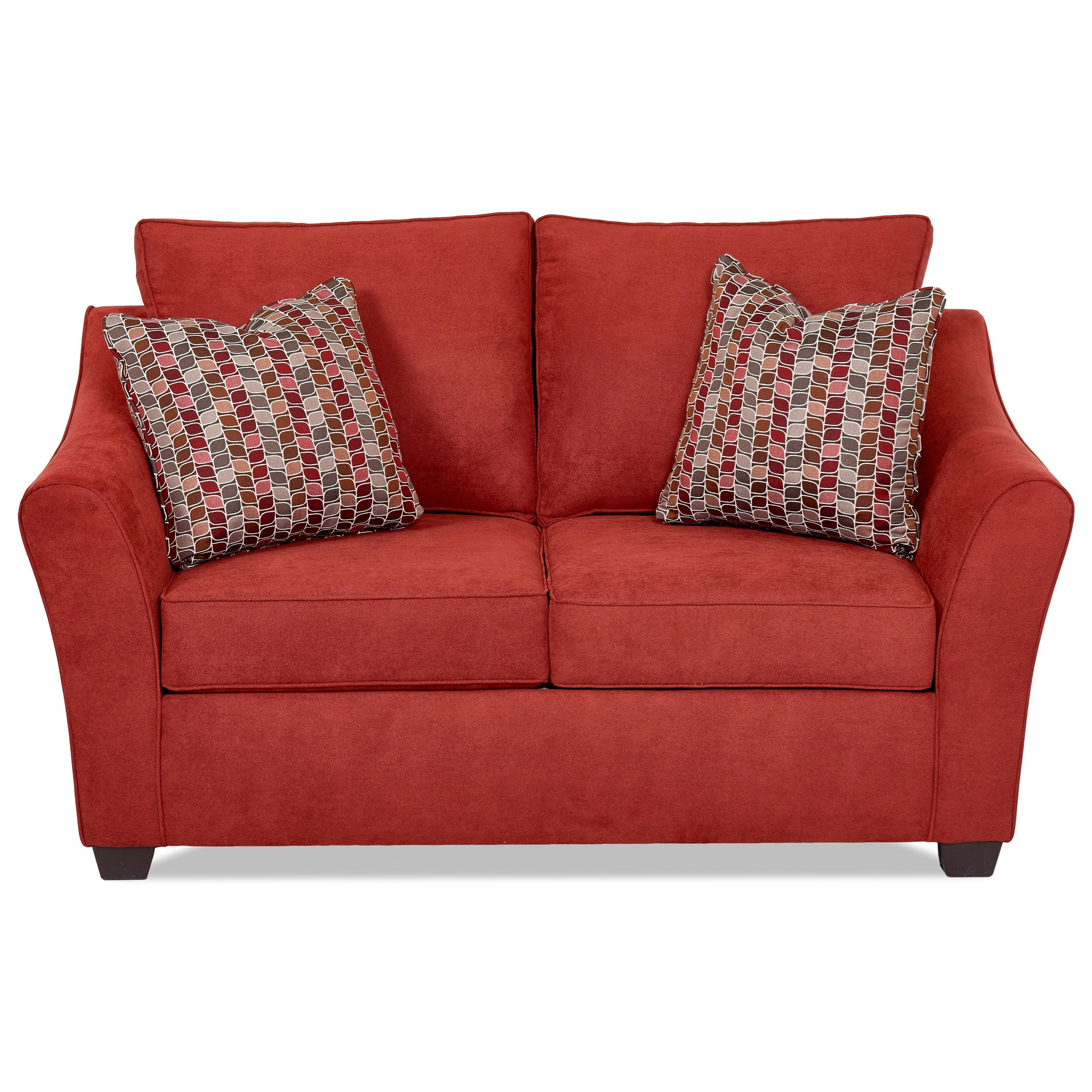Linville Loveseat by Klaussner at Catalog Outlet