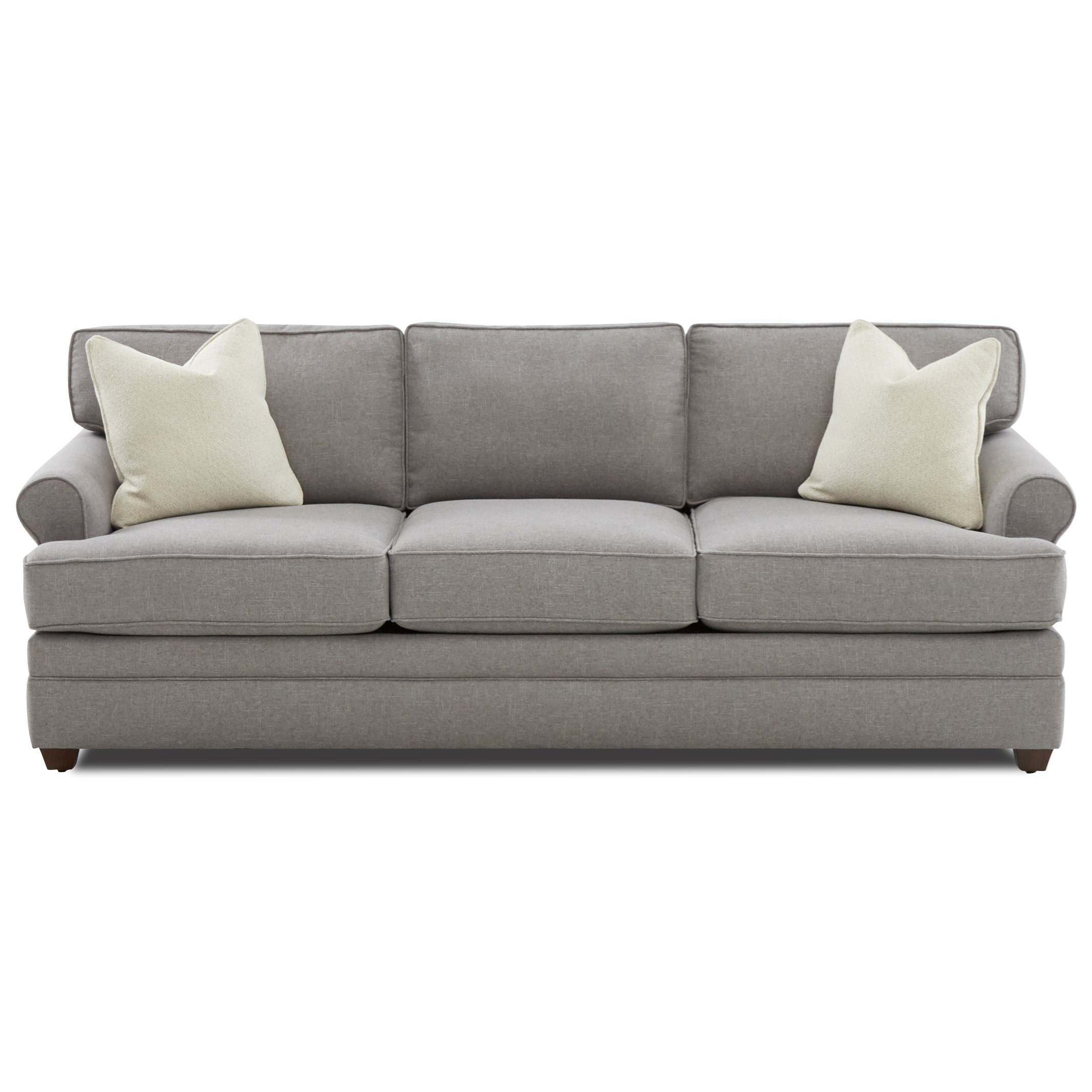 Living Your Way Innerspring Sofa Sleeper by Klaussner at Johnny Janosik