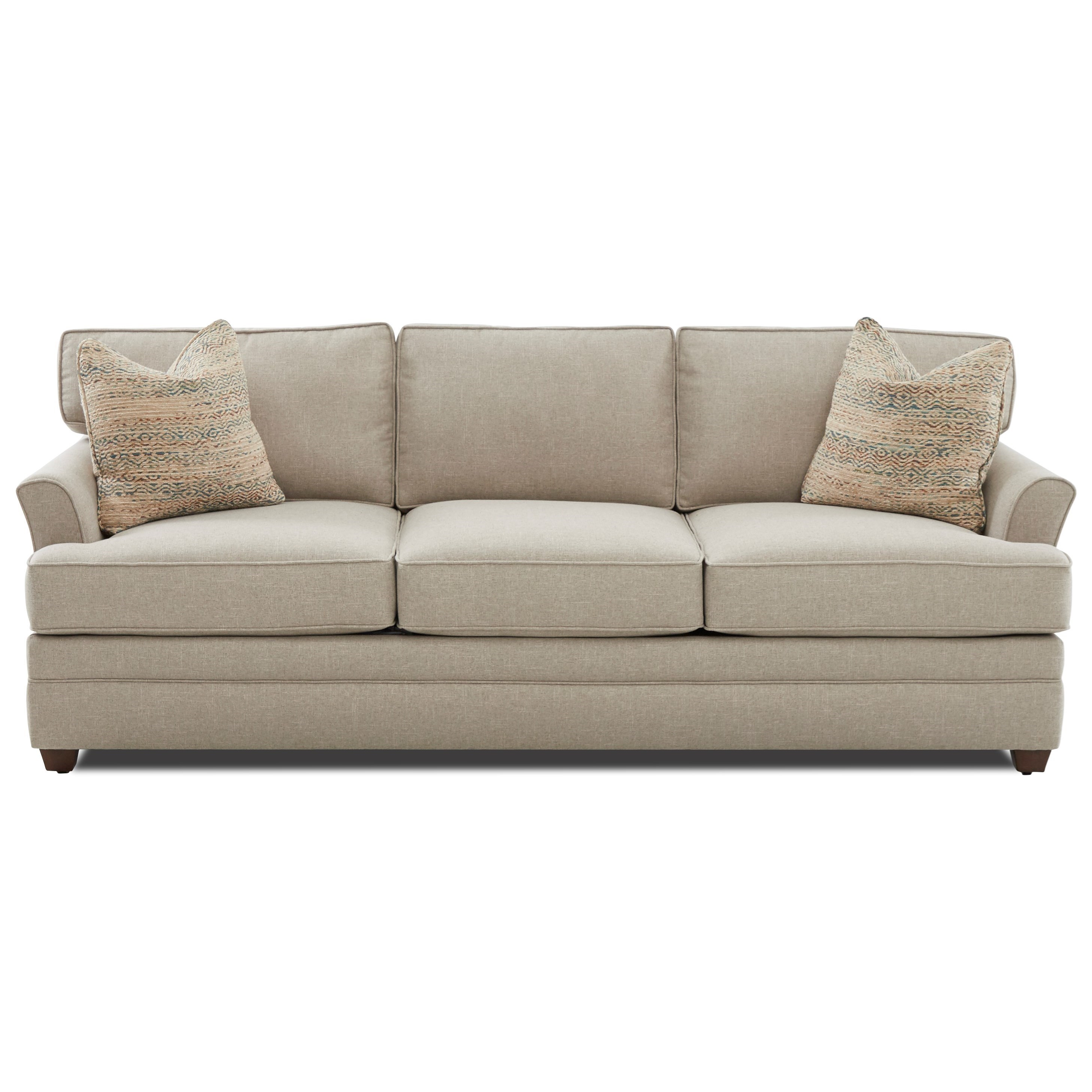 Living Your Way Dreamquest Sofa Sleeper by Klaussner at Northeast Factory Direct