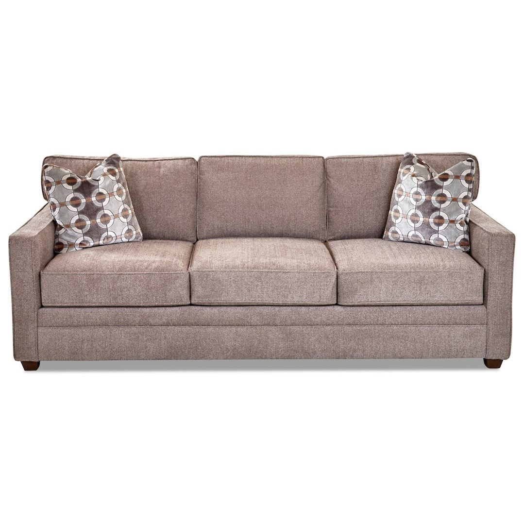 Living Your Way Sofa by Klaussner at Northeast Factory Direct