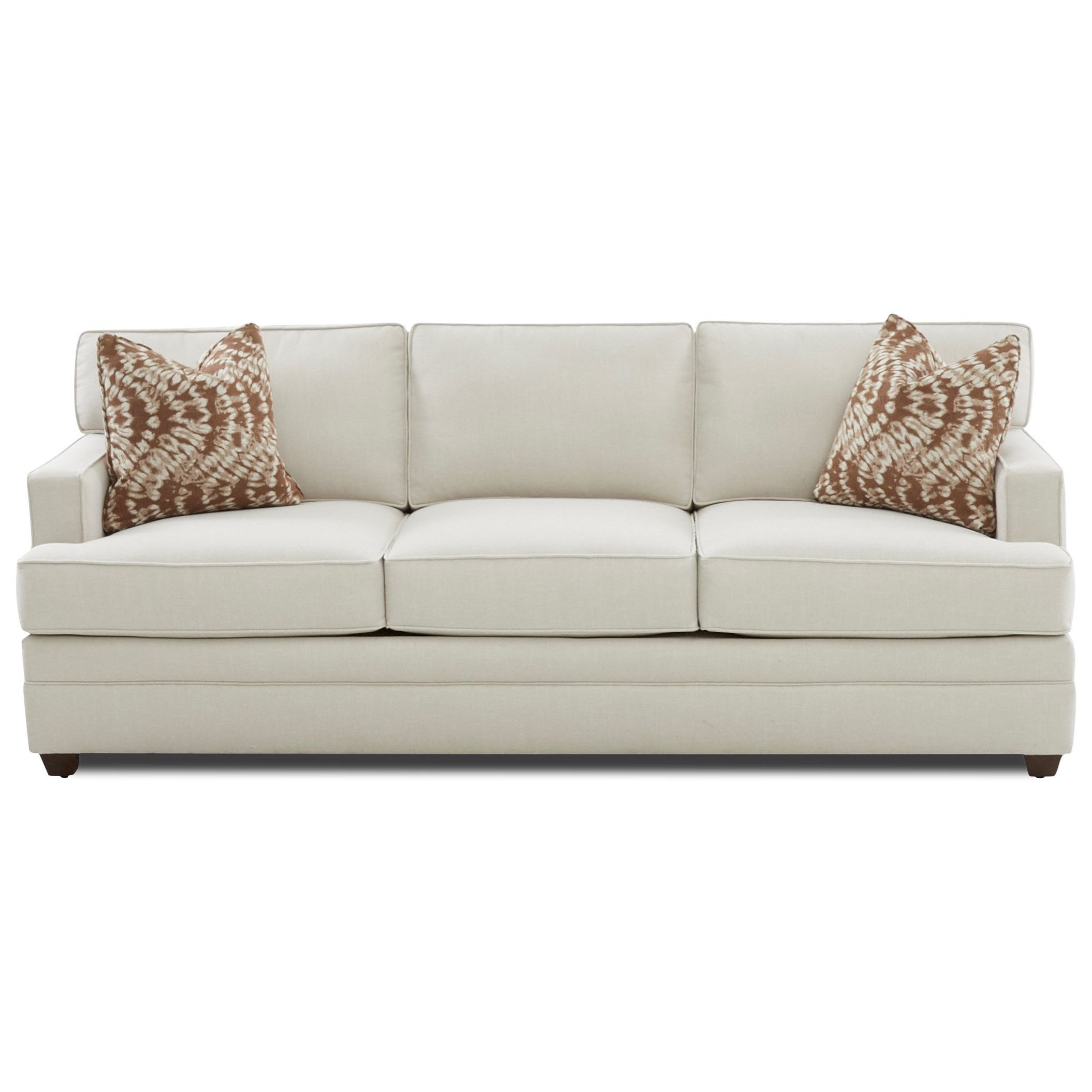 Living Your Way Dreamquest Sofa Sleeper by Klaussner at Lapeer Furniture & Mattress Center