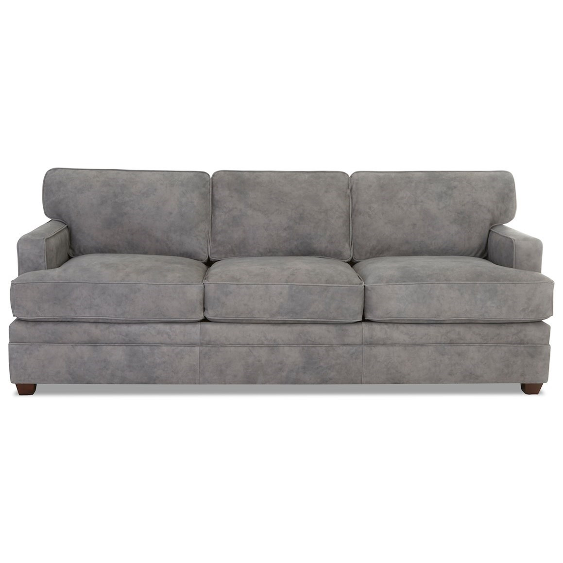 Living Your Way Sofa by Klaussner at Pilgrim Furniture City