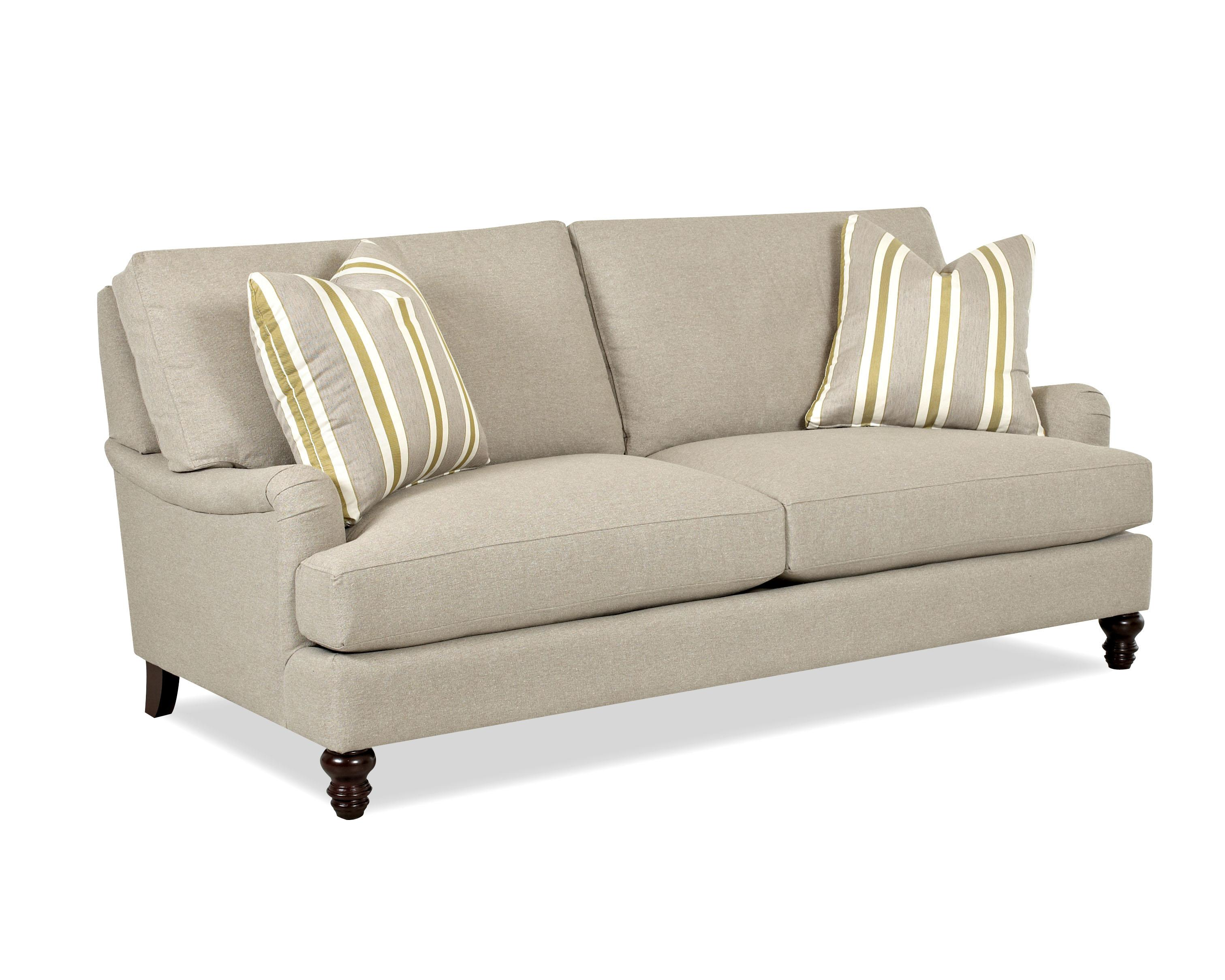 Loewy Sofa by Klaussner at Van Hill Furniture