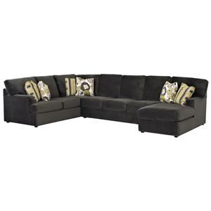 Klaussner Maclin K91500 Sectional Sofa