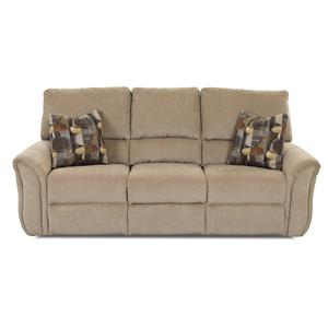 Klaussner Marcus 71903 Casual Power Reclining Sofa
