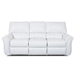 Klaussner Marcus 71903 Casual Power Reclining Sofa