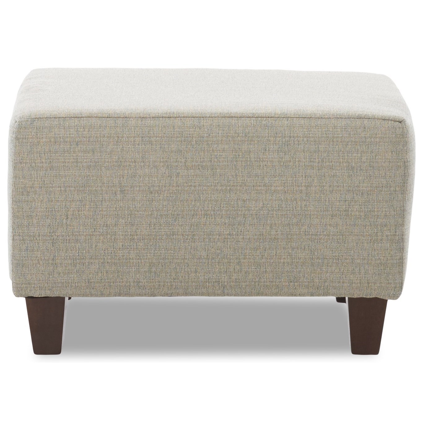 Marjorie Rectangular Ottoman by Klaussner at Northeast Factory Direct