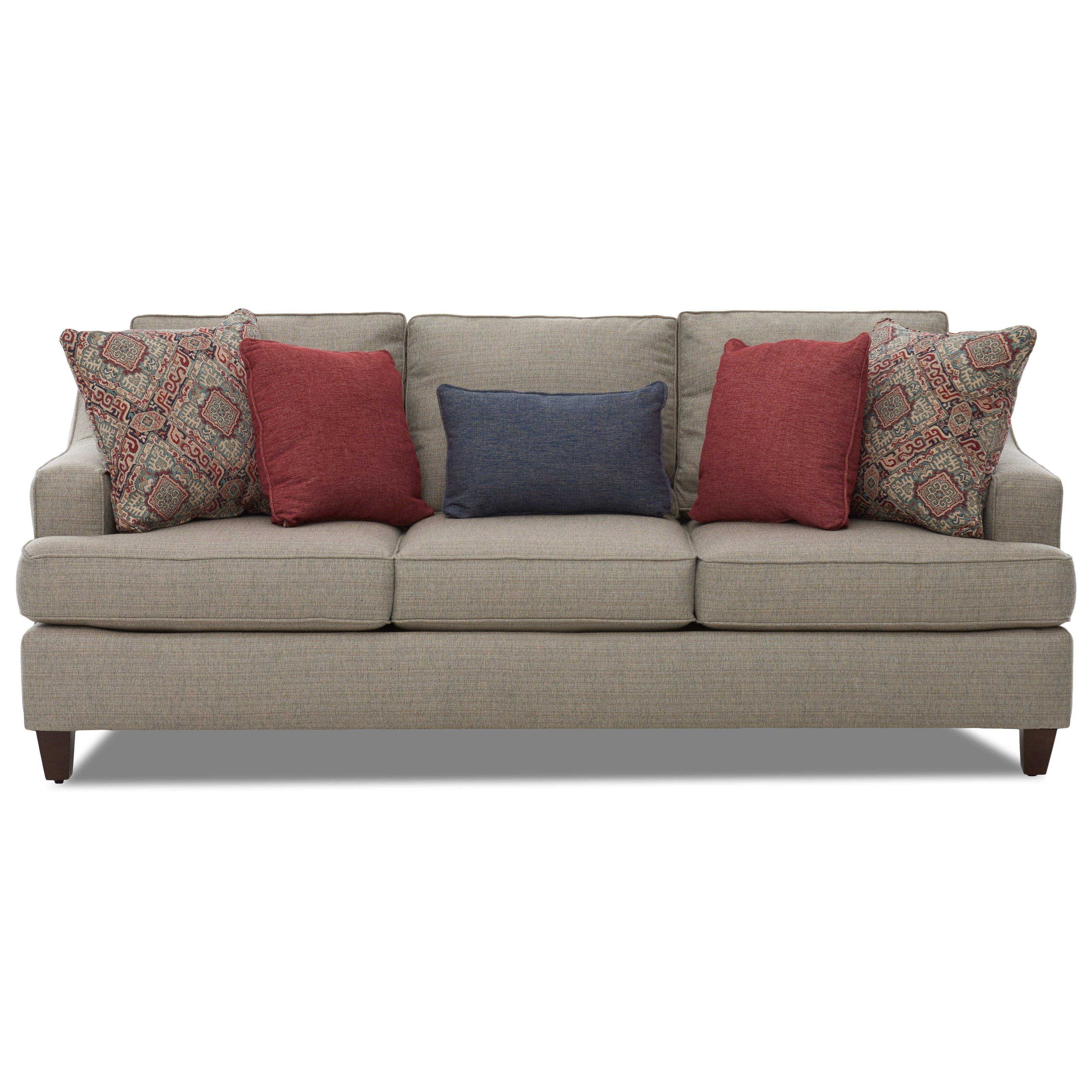Marjorie Sofa by Klaussner at Northeast Factory Direct