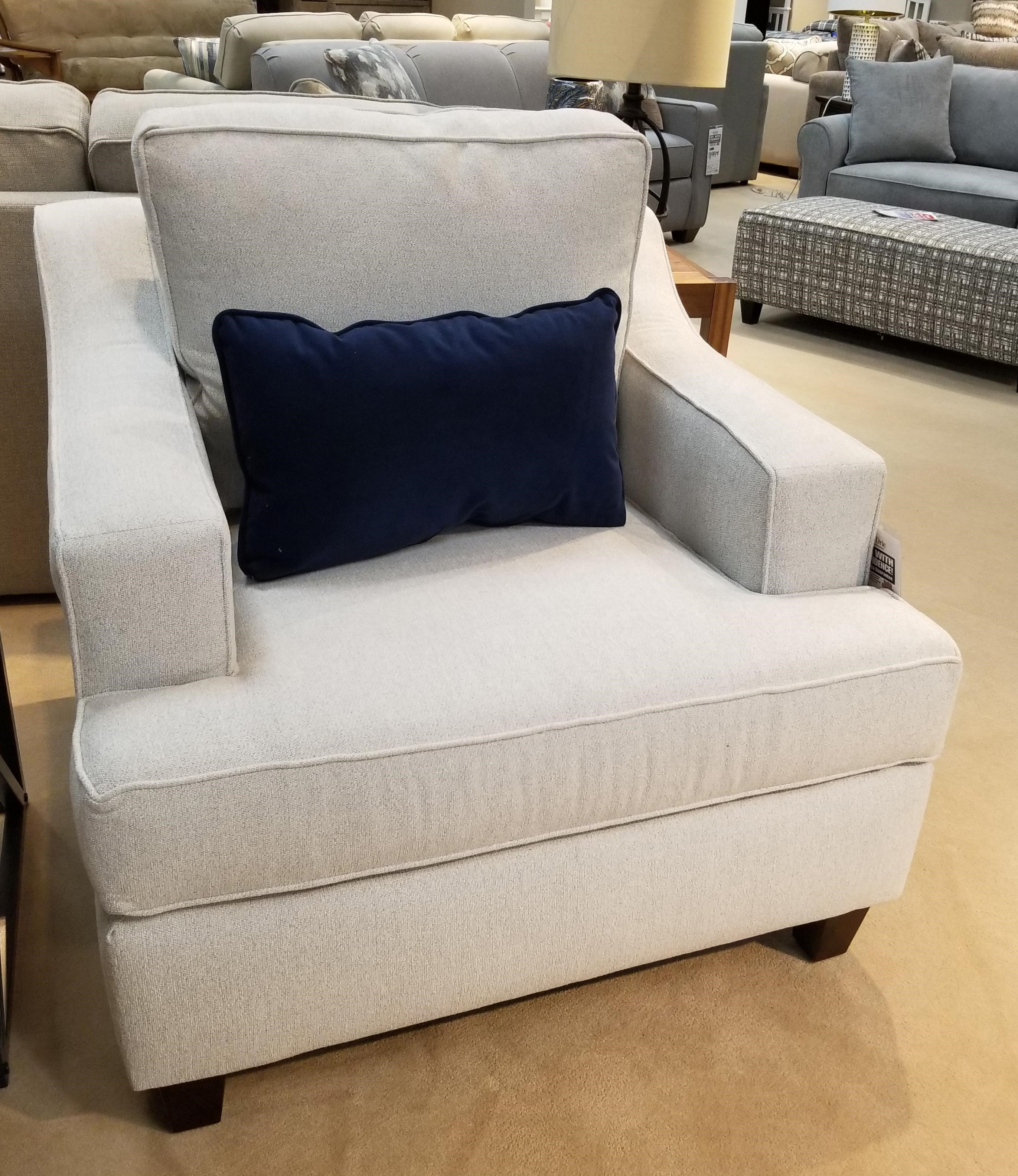 Marjorie Transitional Chair by Klaussner at VanDrie Home Furnishings