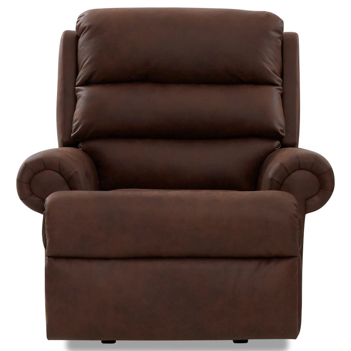 Maximus Power Reclining Chair by Klaussner at Northeast Factory Direct