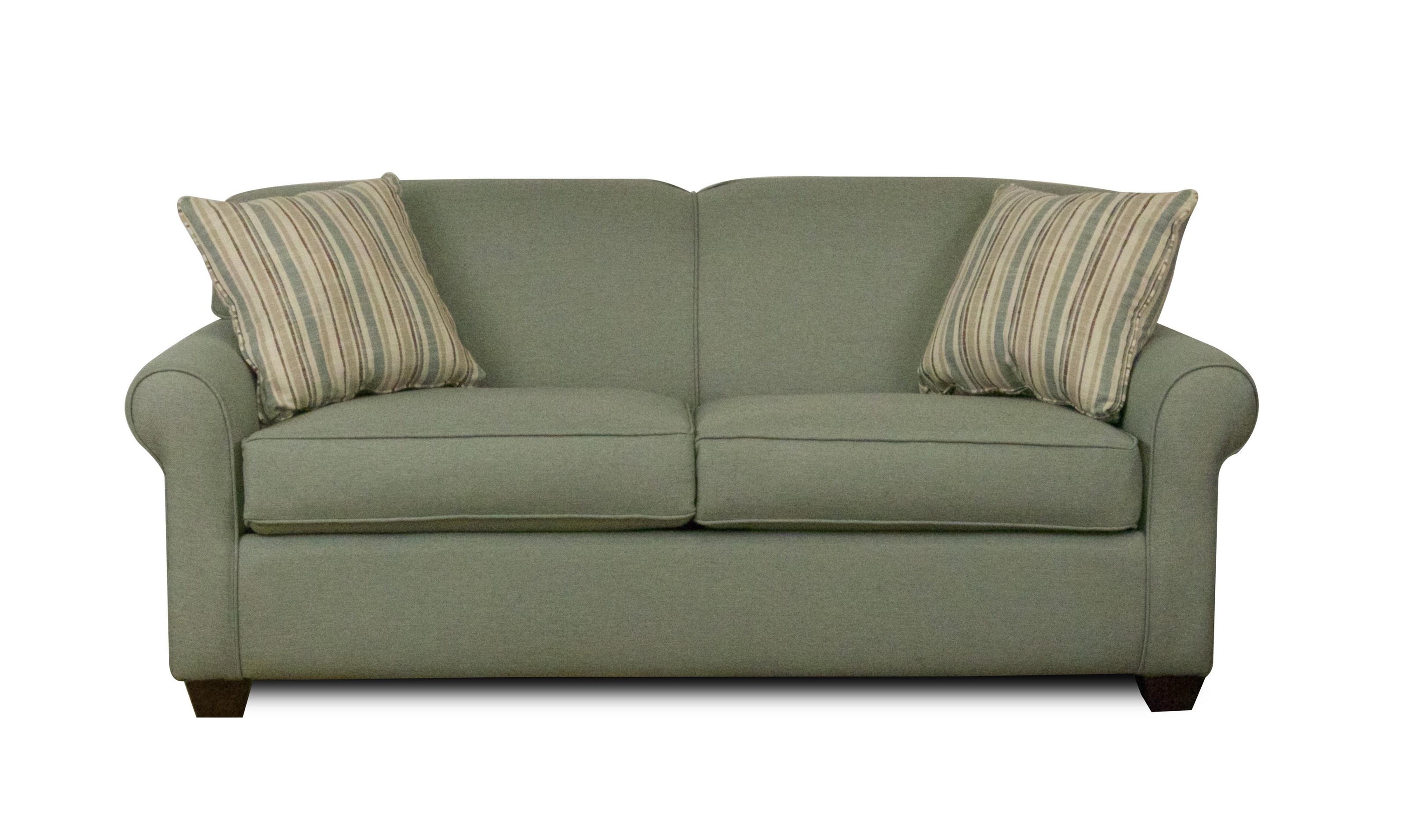 Dreamquest Sofa Sleeper with Accent Pillows