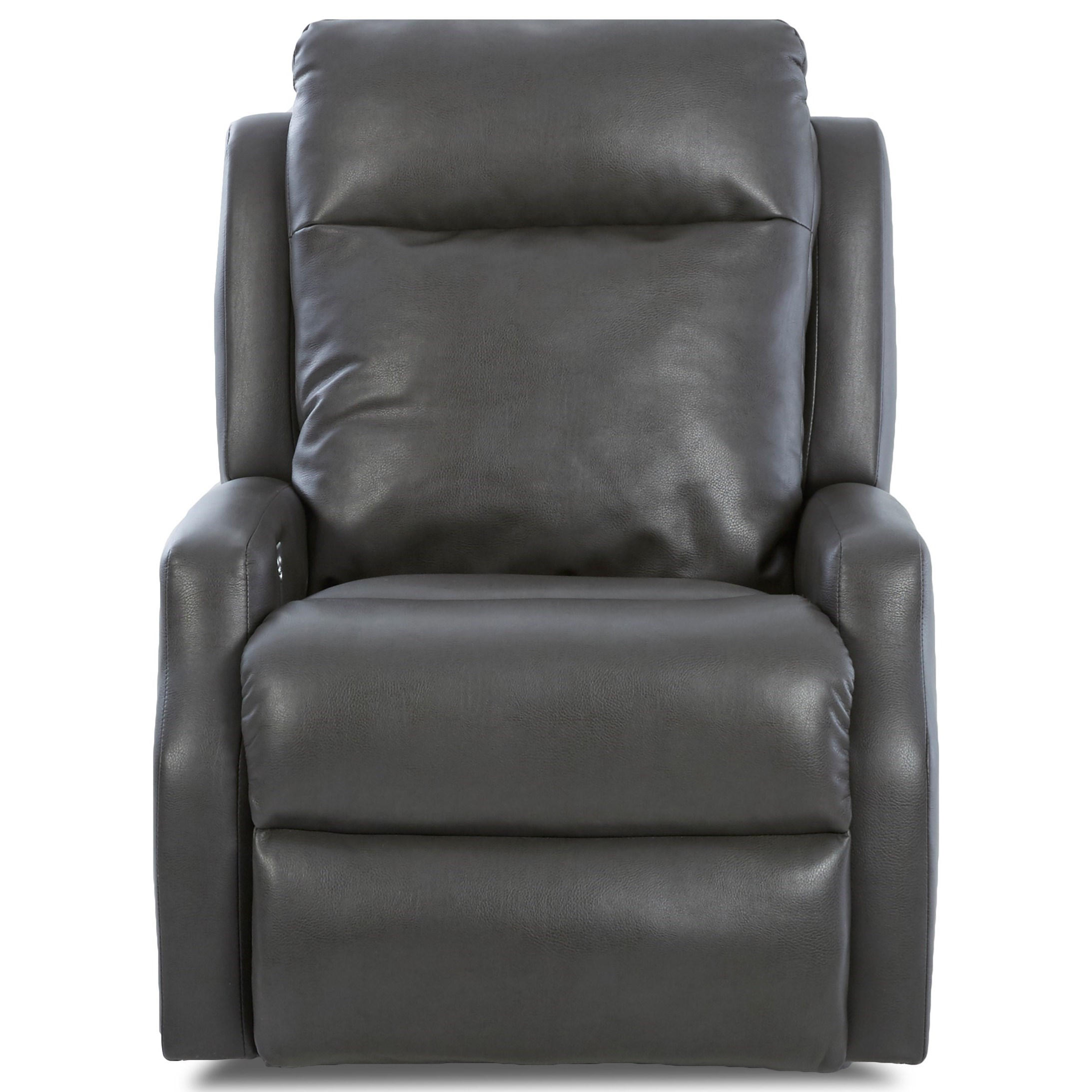 Mirra Power Rocking Reclining Chair by Klaussner at Johnny Janosik
