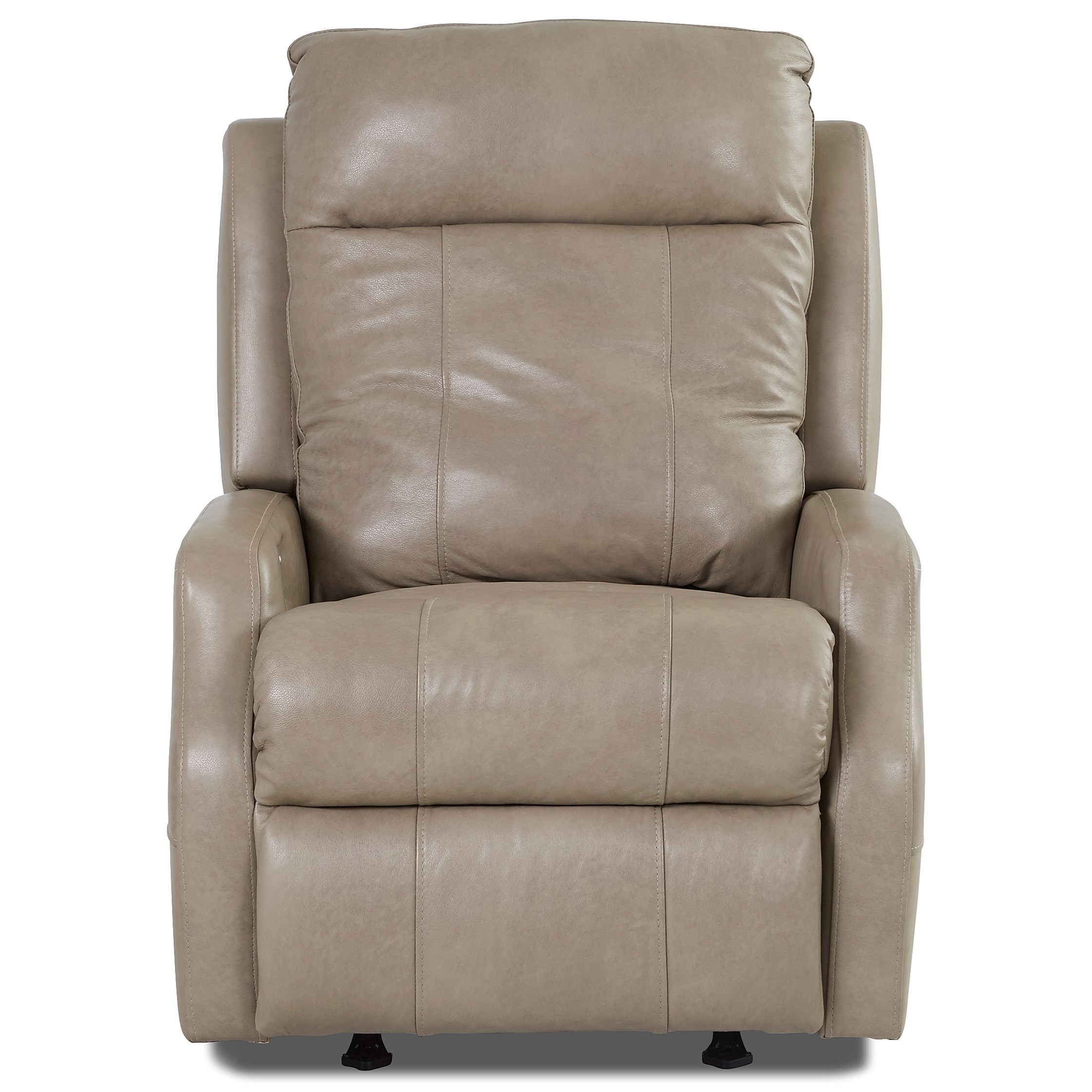 Mirra Reclining Chair by Klaussner at Lapeer Furniture & Mattress Center
