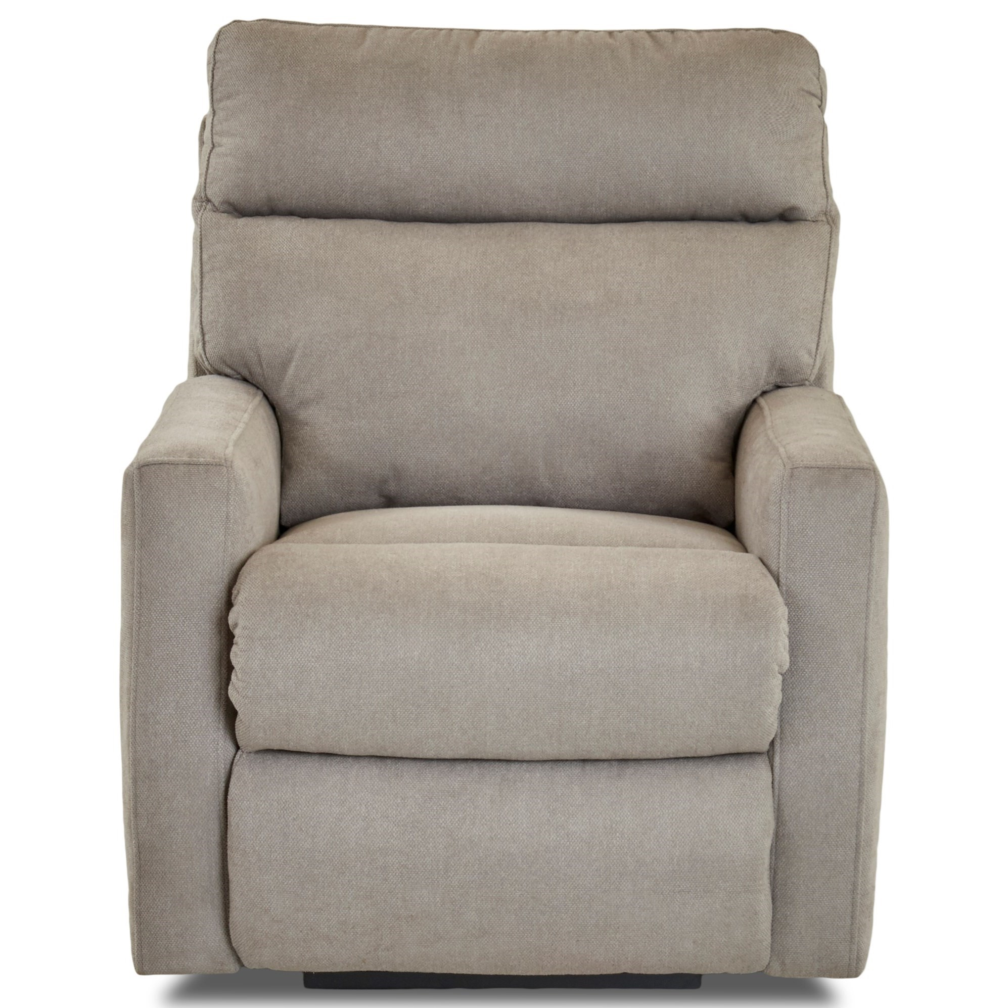 Daphne Gliding Reclining Chair by Klaussner at Northeast Factory Direct