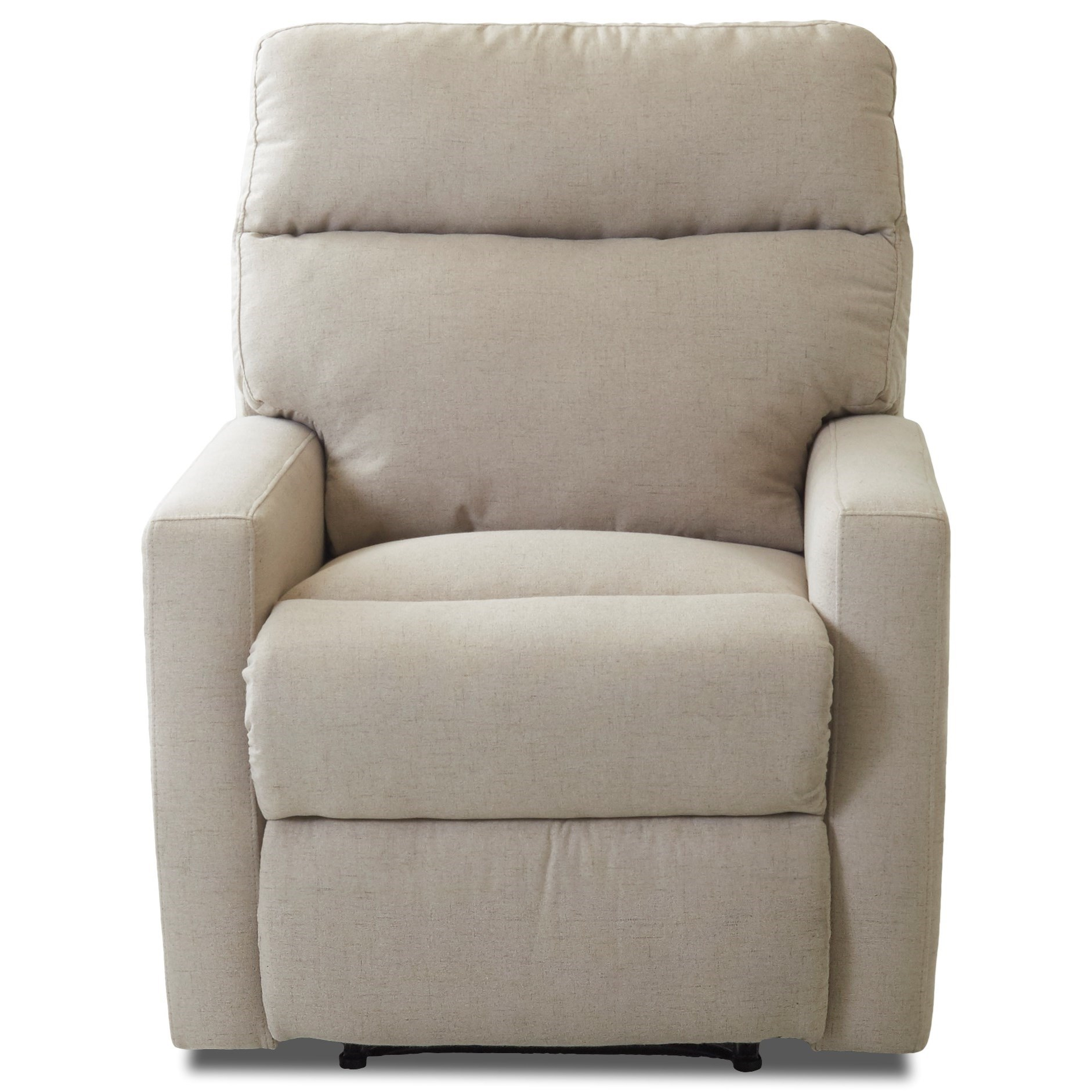 Daphne Swivel Rocking Reclining Chair by Klaussner at Johnny Janosik