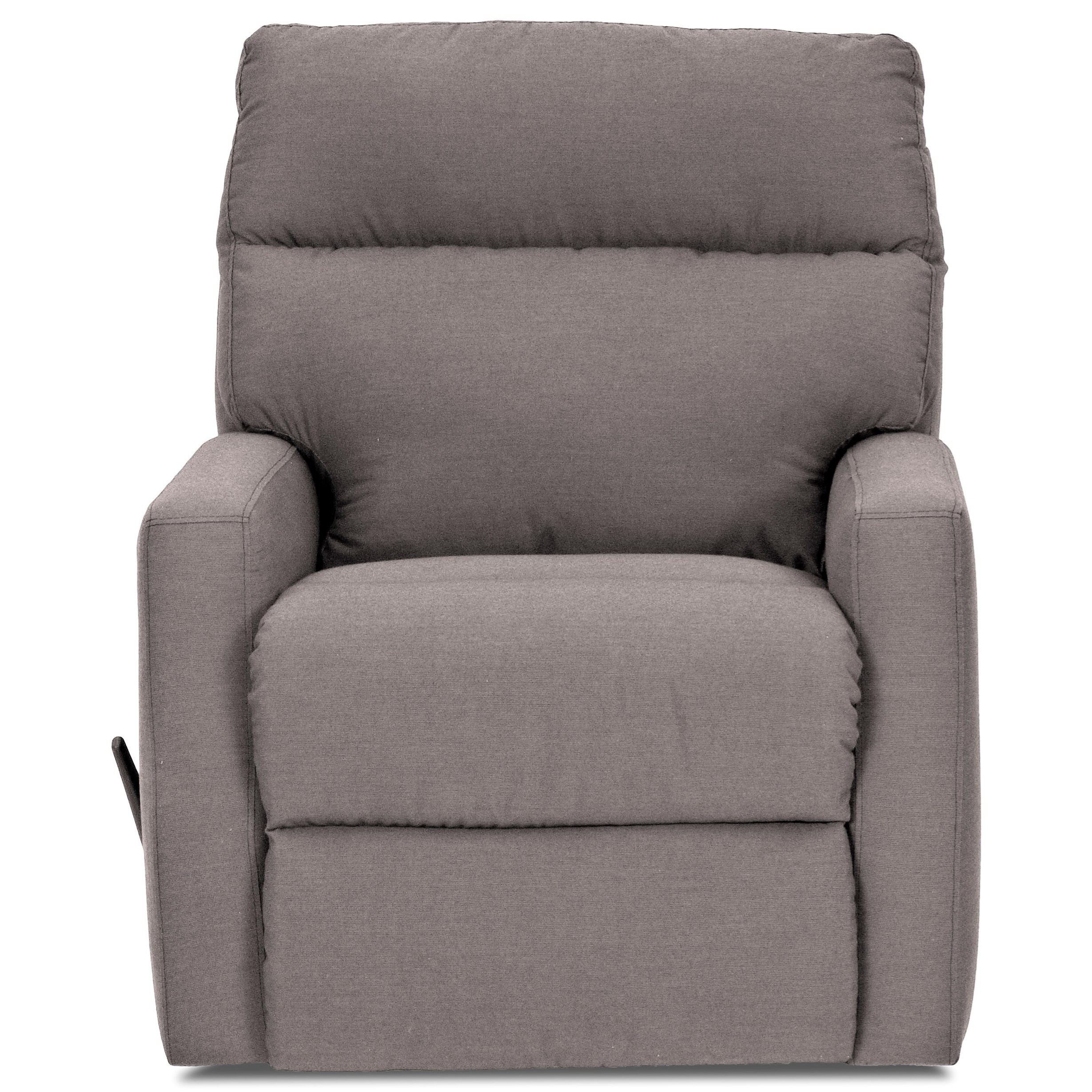 Daphne Swivel Rocking Reclining Chair by Klaussner at Northeast Factory Direct
