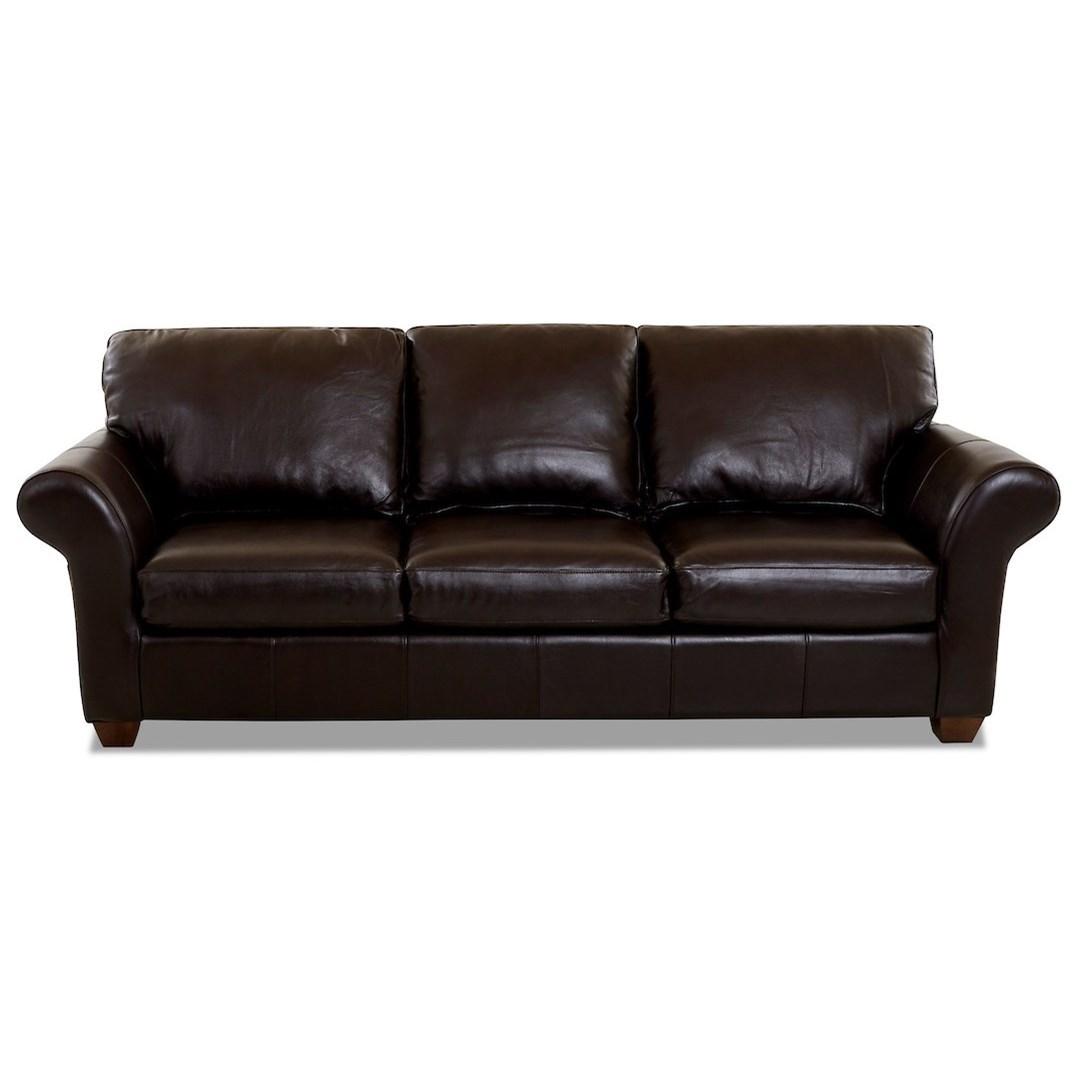Moorland Sofa  by Klaussner at Johnny Janosik