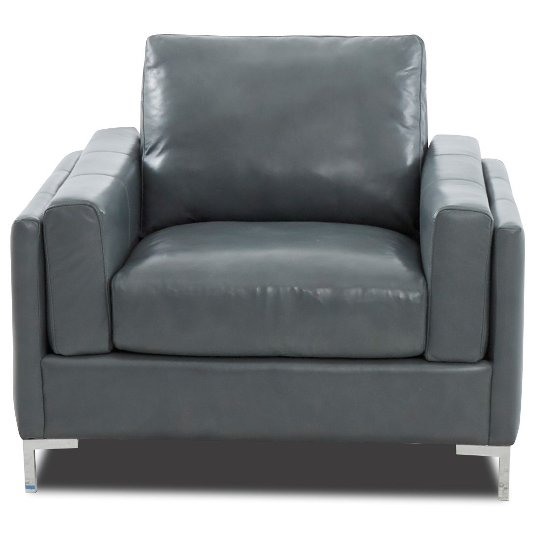Mystique Chair by Klaussner at Northeast Factory Direct