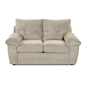 Klaussner Newton Casual Loveseat