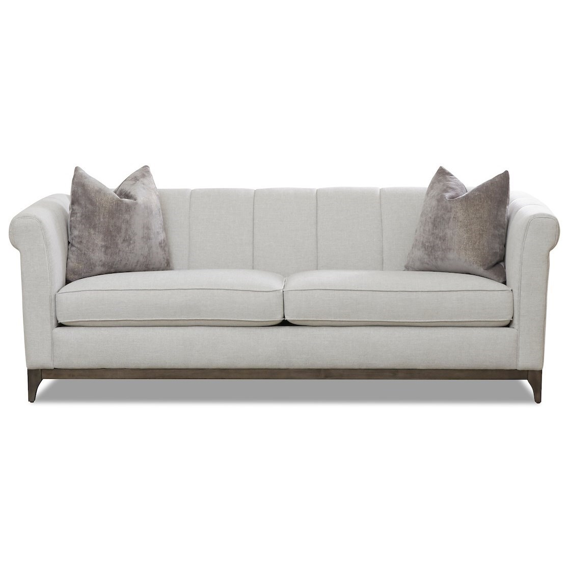 Nigel Sofa by Klaussner at Northeast Factory Direct